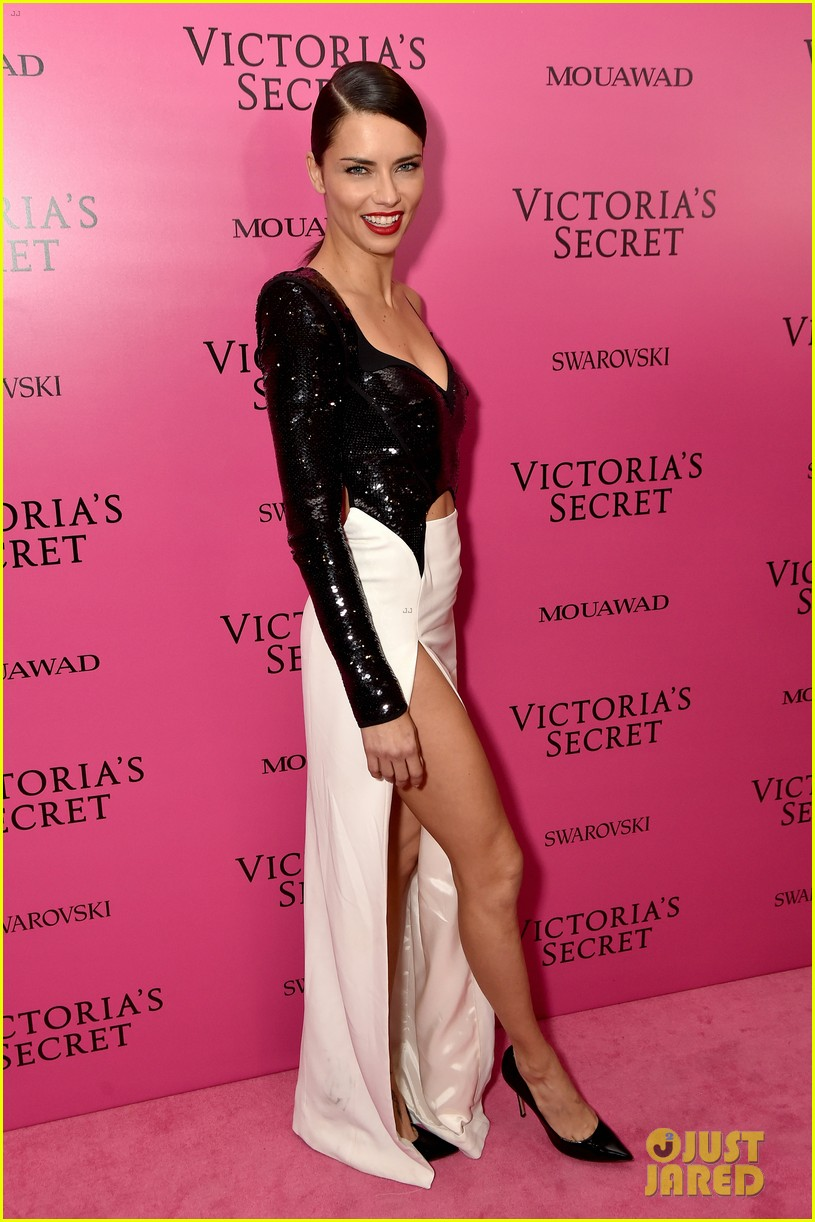 lily aldridge adriana lima candice swanepoel victorias secret fashion show after party 153990822