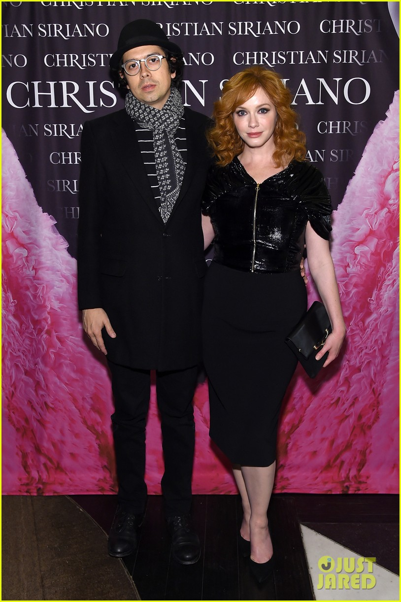 drew barrymore christina hendricks christian siriano dresses to dream about book launch 053984815