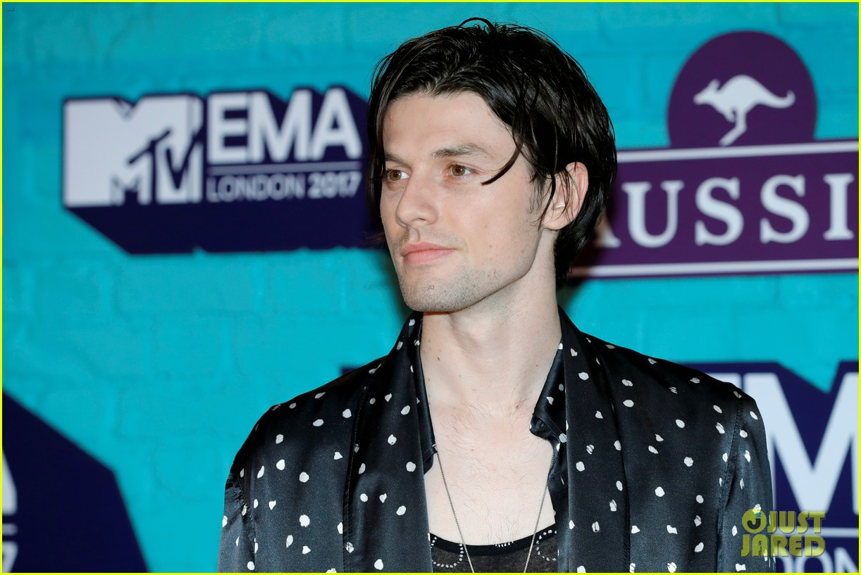 james bay mtv emas 2017 033986385