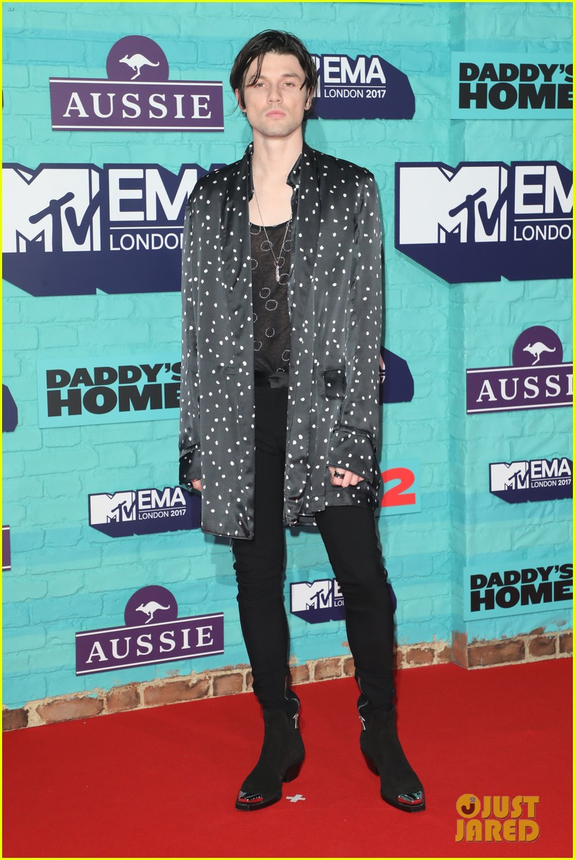 james bay mtv emas 2017 043986386