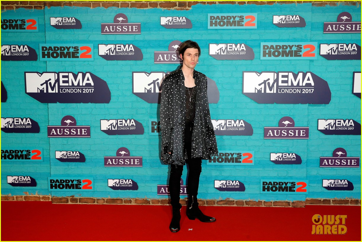 james bay mtv emas 2017 063986388