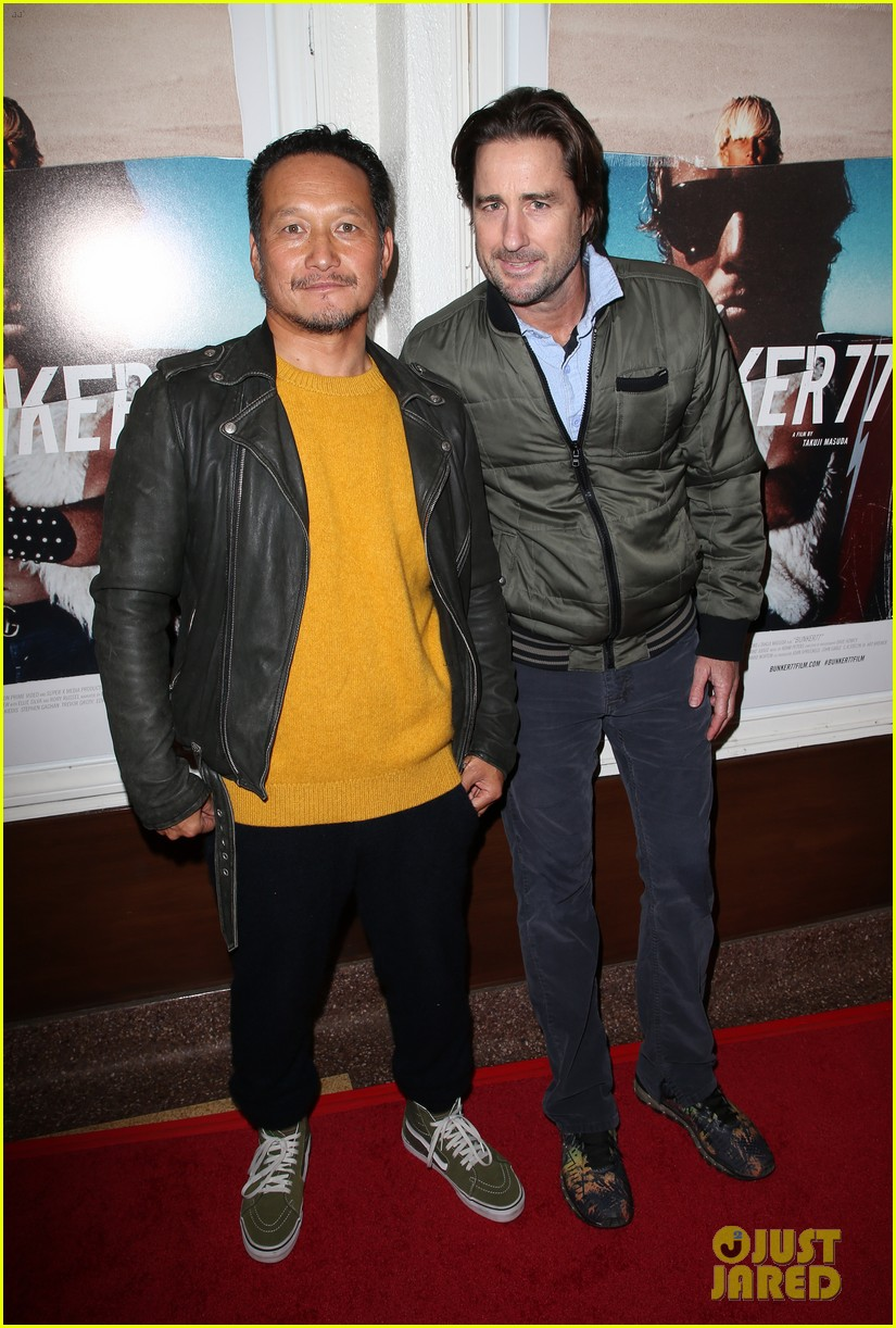 gerard butler joel kinnaman step out to support bunker77 doc premiere 143981176