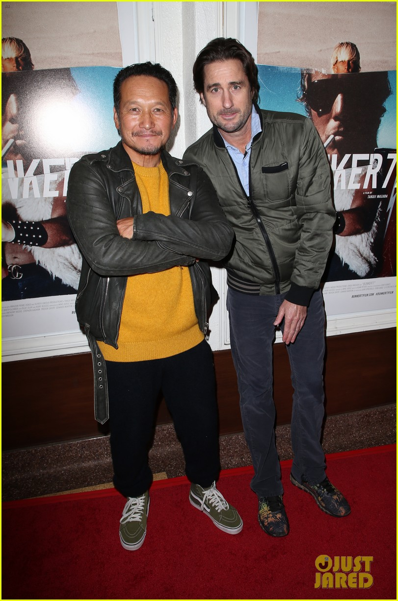 gerard butler joel kinnaman step out to support bunker77 doc premiere 173981179