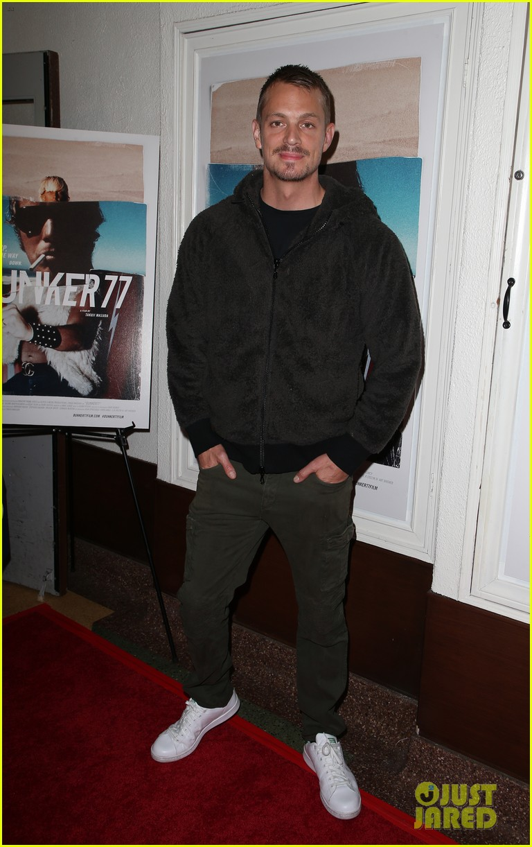 gerard butler joel kinnaman step out to support bunker77 doc premiere 273981189