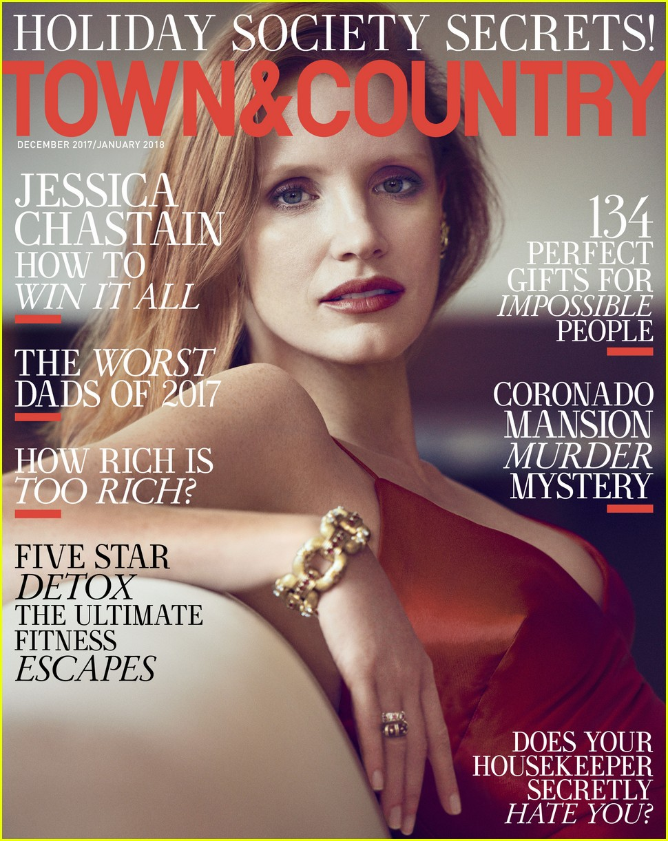 jessica chastain town country magazine 013987266