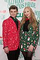garrett clayton ceelo green more step out for hollywood christmas parade 2017 12