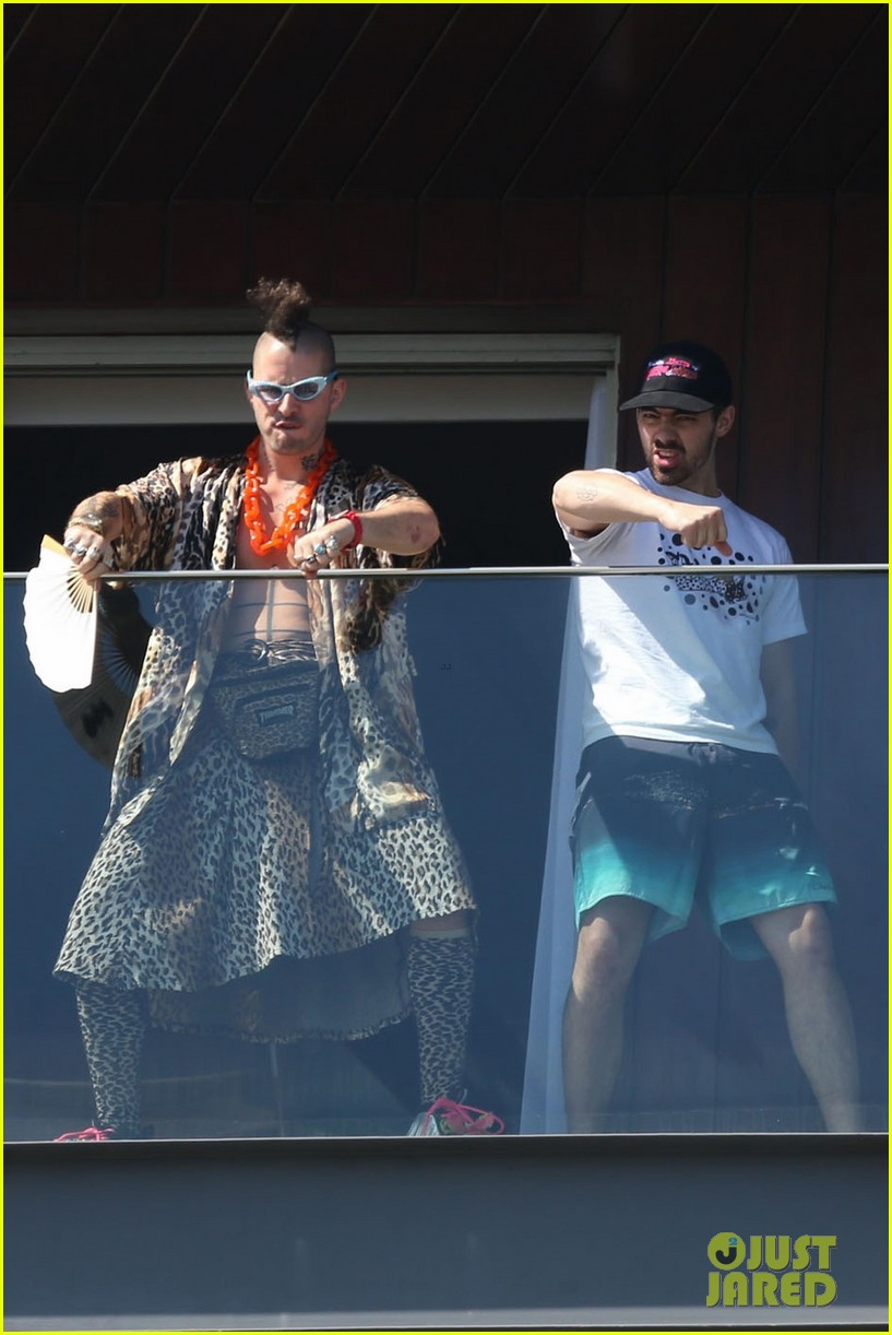 dnce have fun in rio ahead of bruno mars tour 043989350