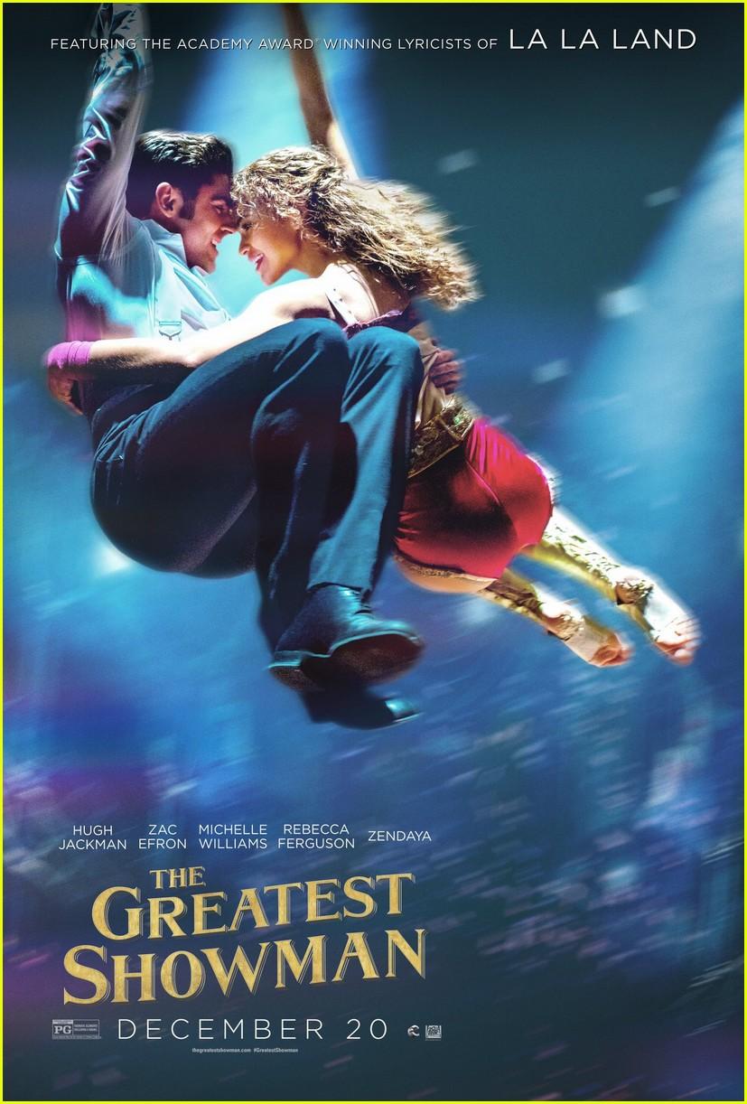 zac efron zendaya greatest showman posters 023983314