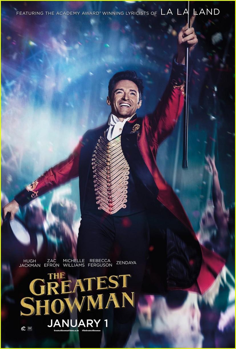 zac efron zendaya greatest showman posters 033983315