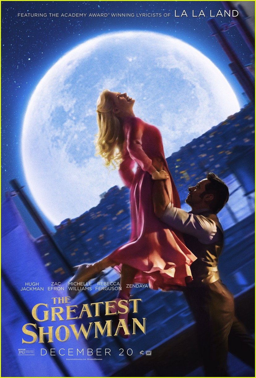 zac efron zendaya greatest showman posters 043983316