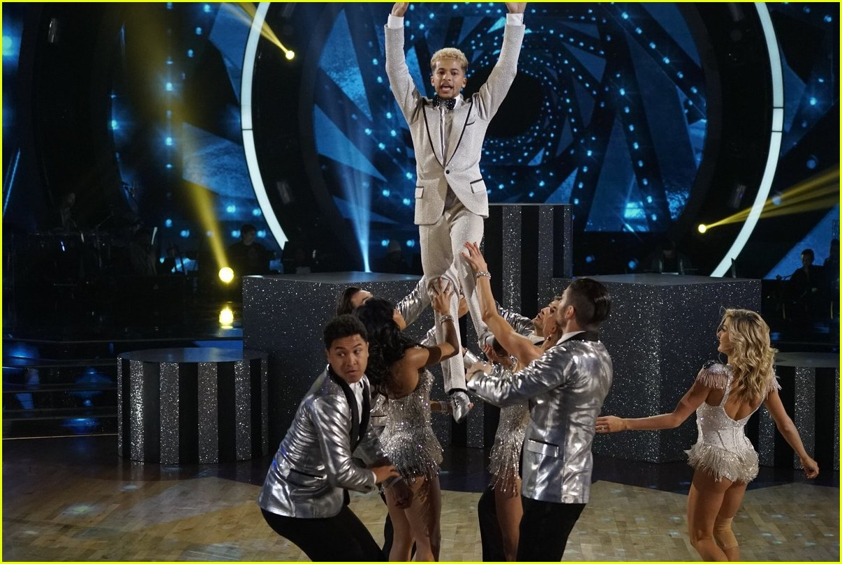 jordan fisher dancing with the stars finale 023990986