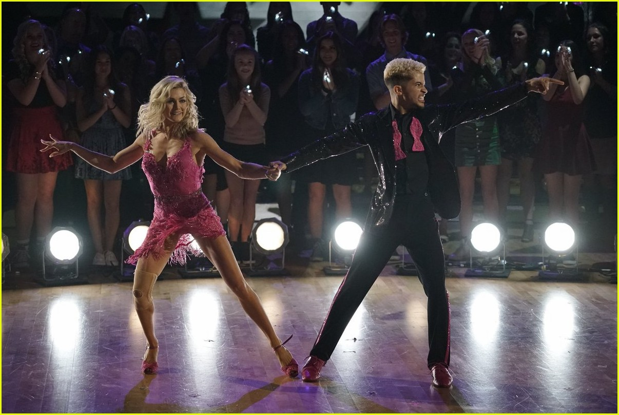 jordan fisher dancing with the stars finale 033990987