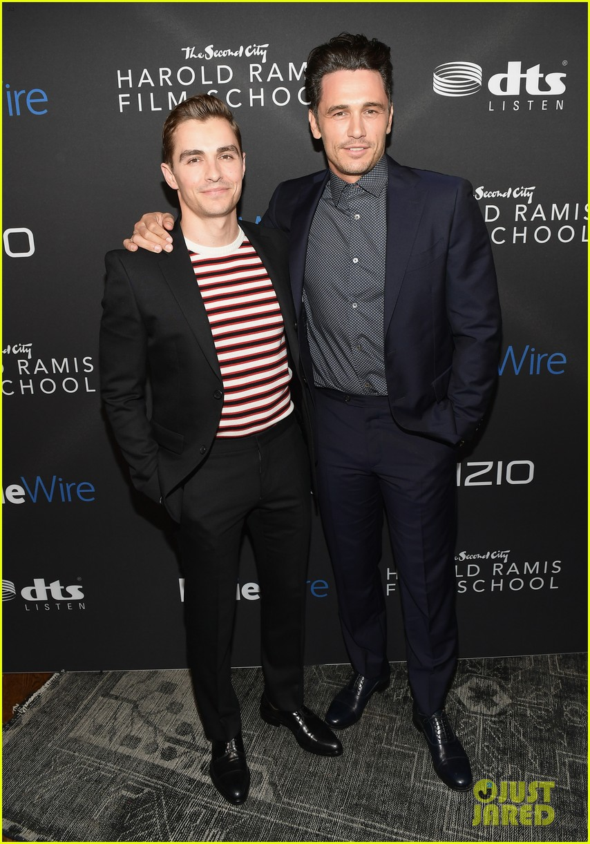 james franco brother dave supports him at indiewire honors 033981615