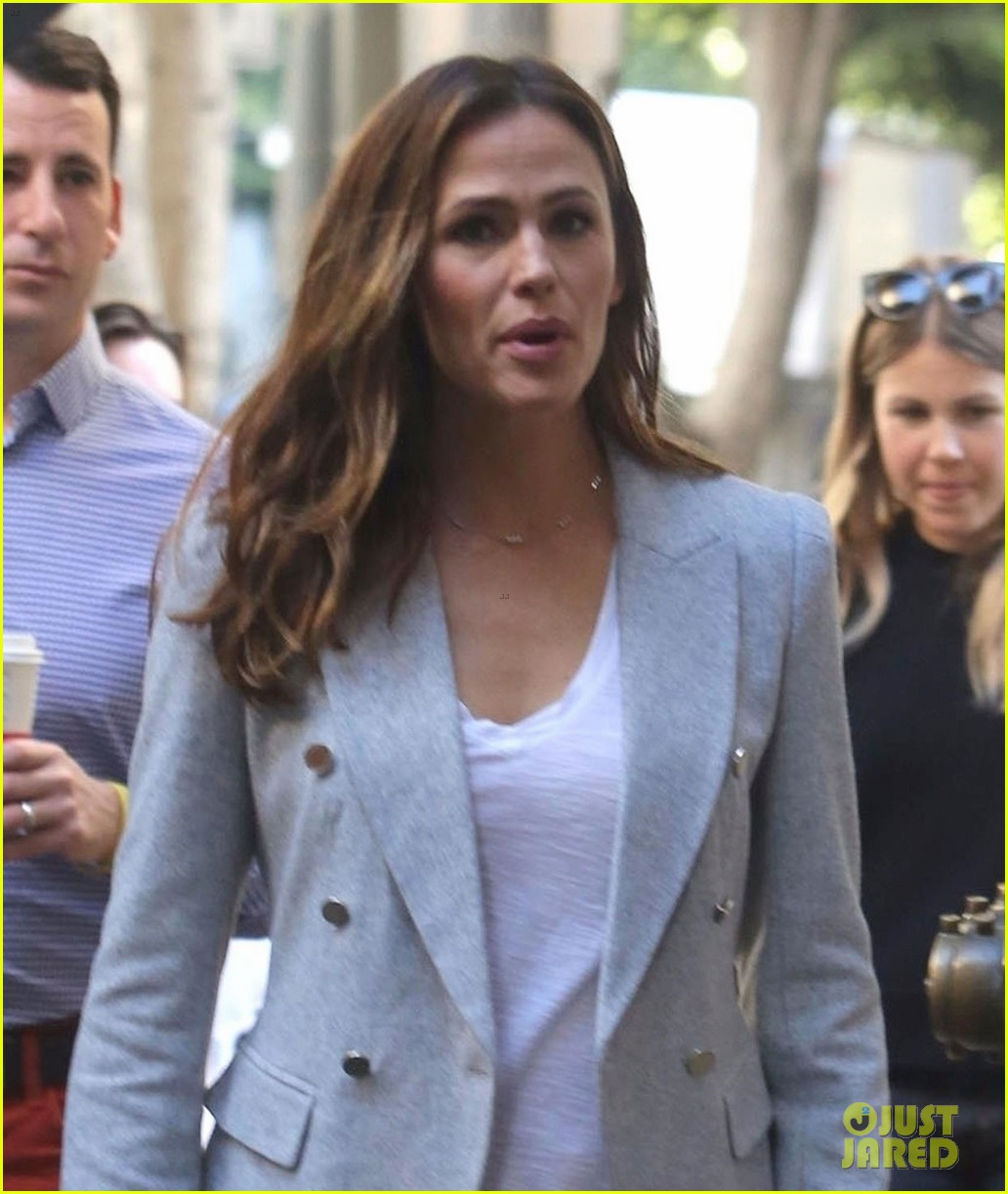 jennifer garner gets to work on upcoming movie peppermint 043984194