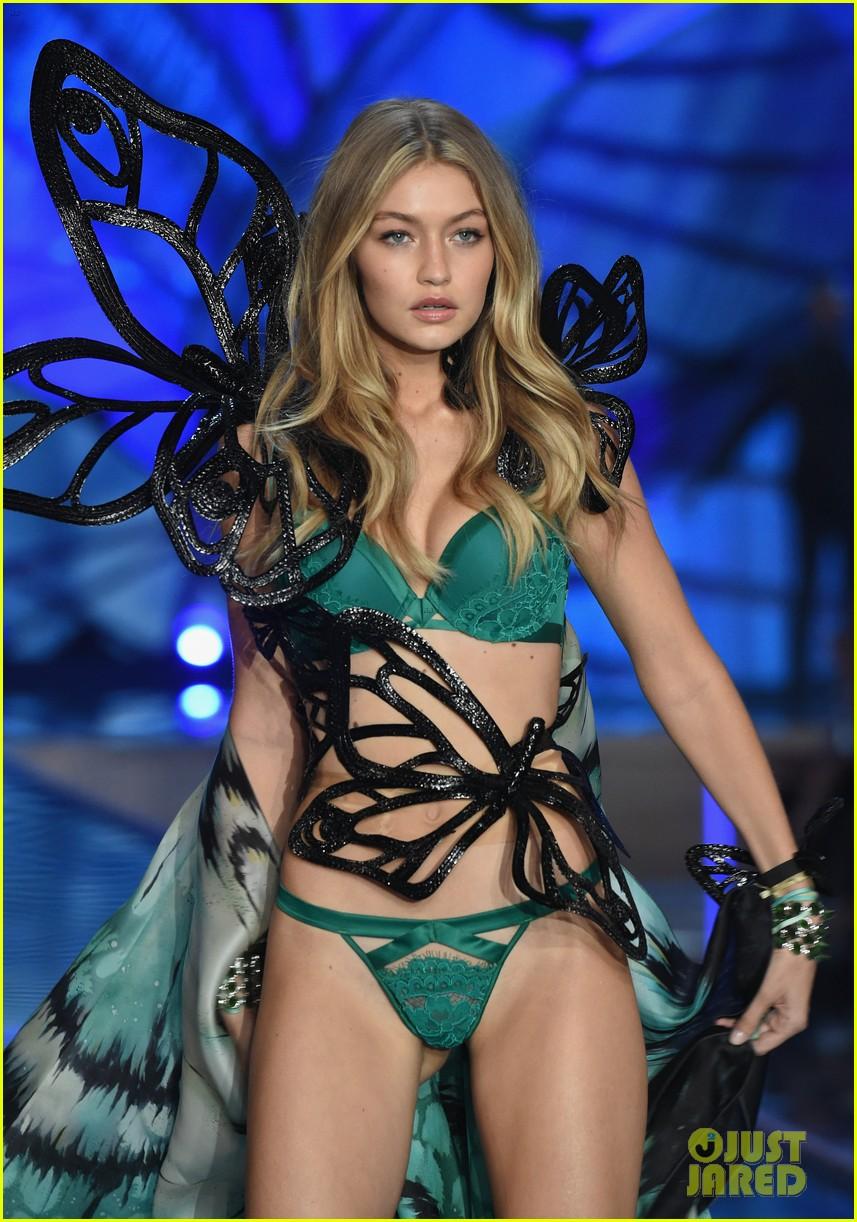 Gigi Hadid Is No Longer Walking This Years Victorias Secret Fashion Show
