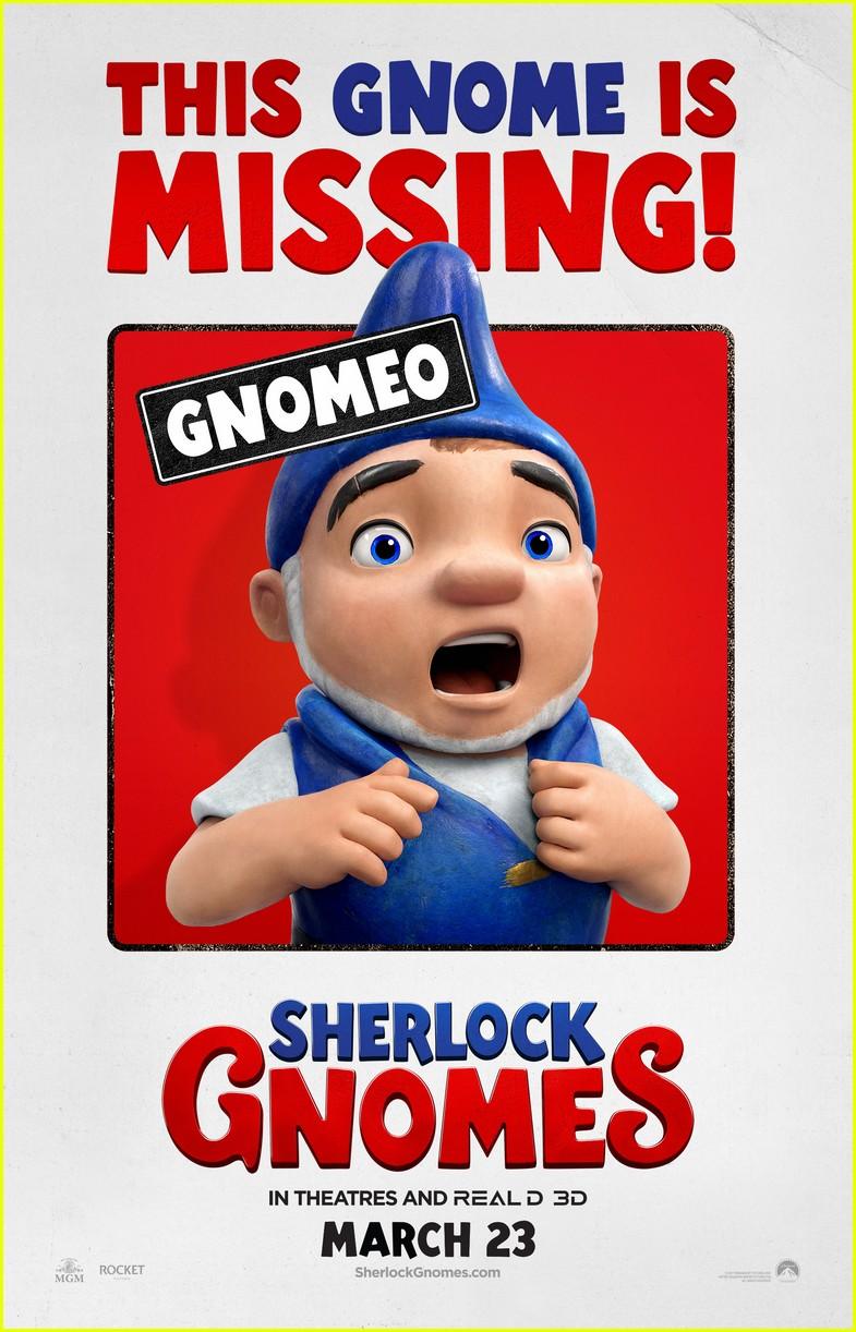gnomeo juliet sherlock gnomes 023983743