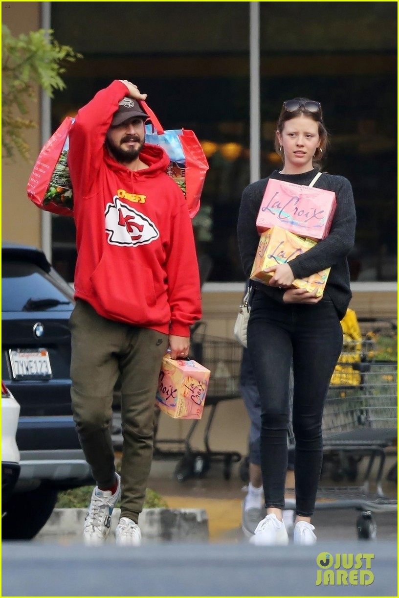 shia labeouf wife mia goth make rare outing in la 013980650