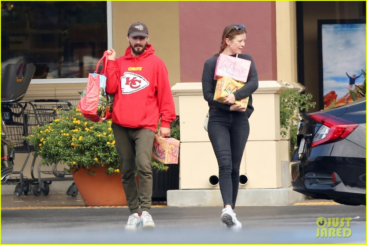 shia labeouf wife mia goth make rare outing in la 053980654