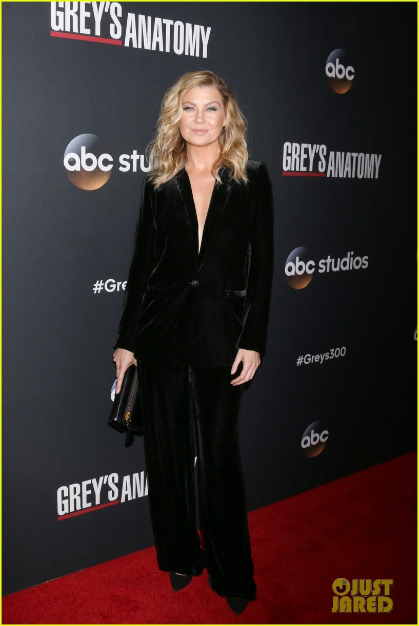 Ellen Pompeo & \'Grey\'s Anatomy\' Celebrate 300th Episode!: Photo ...