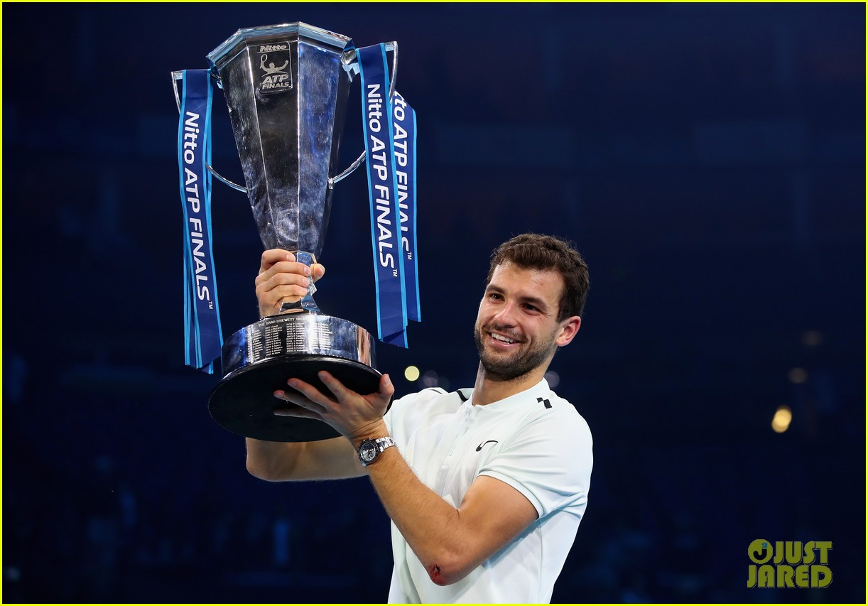 grigor dimitrov dedicates his atp win to nicole scherzinger 053990836