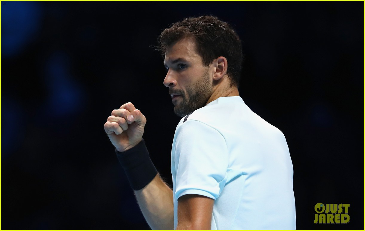 grigor dimitrov dedicates his atp win to nicole scherzinger 113990842