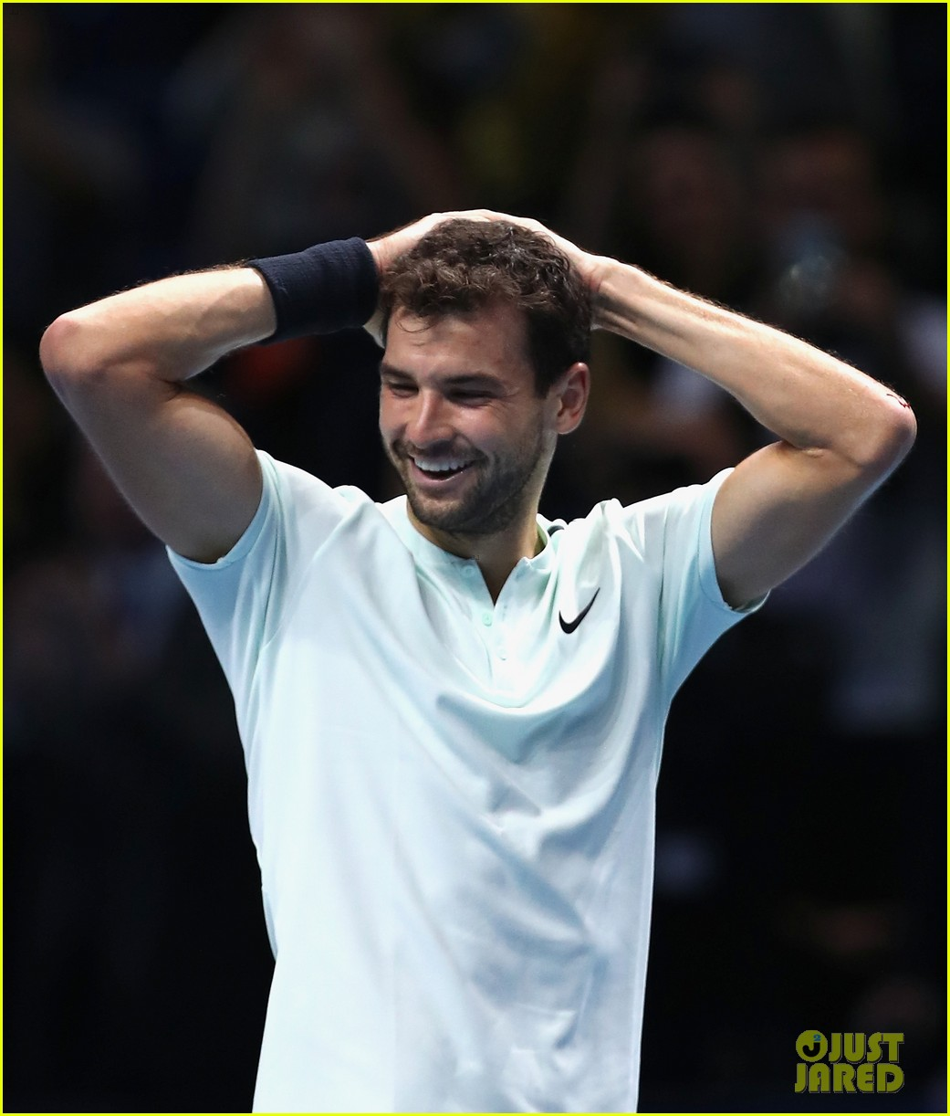 grigor dimitrov dedicates his atp win to nicole scherzinger 133990844