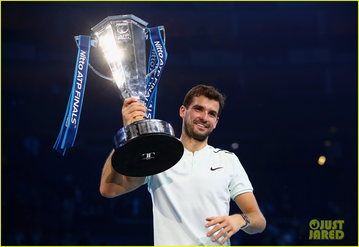 grigor dimitrov dedicates his atp win to nicole scherzinger 223990853