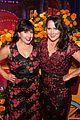 jonathan groff idina menzel join coco cast at marigold carpet premiere 24
