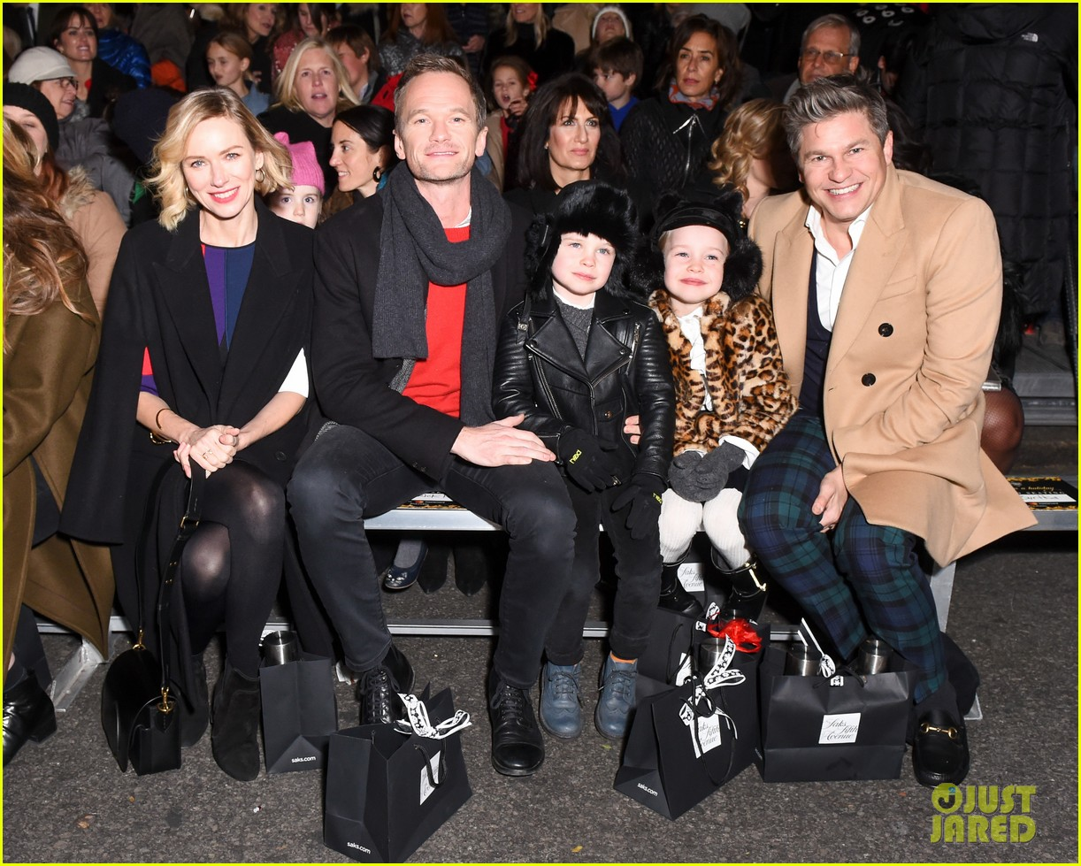neil patrick harris david burtka make it a family affair at saks fifth avenue 053991148