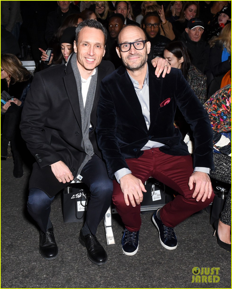 neil patrick harris david burtka make it a family affair at saks fifth avenue 113991154