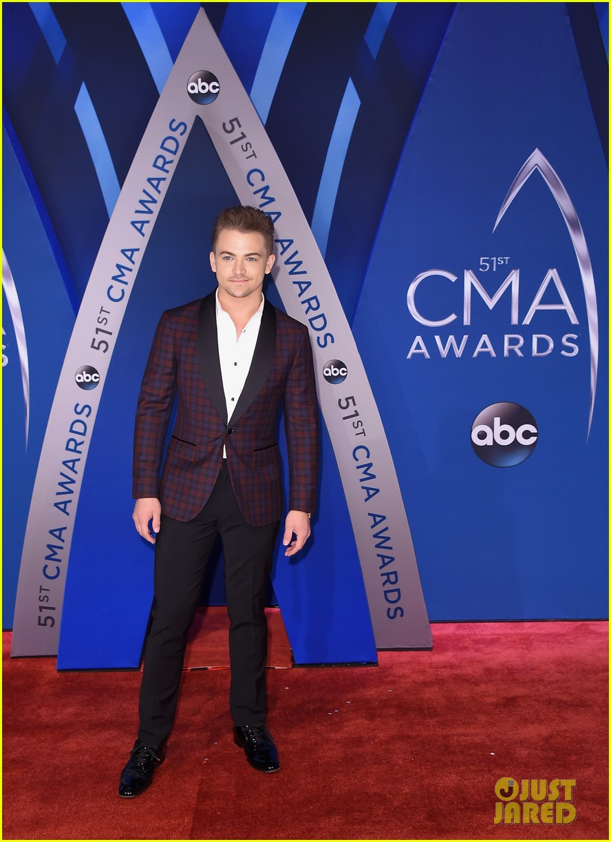 hunter hayes cma awards 2017 023984523