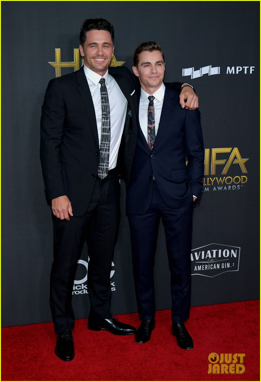James dave franco hit the red carpet together at hollywood film james dave franco hit the red carpet together at hollywood film awards 2017 m4hsunfo
