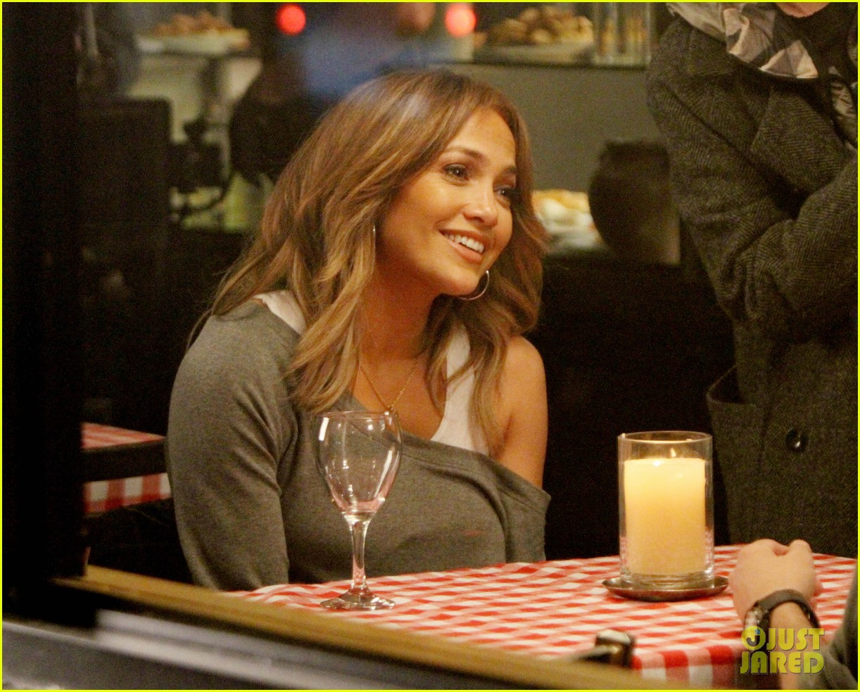 Jennifer Lopez & Milo Ventimiglia Couple Up to Film ...