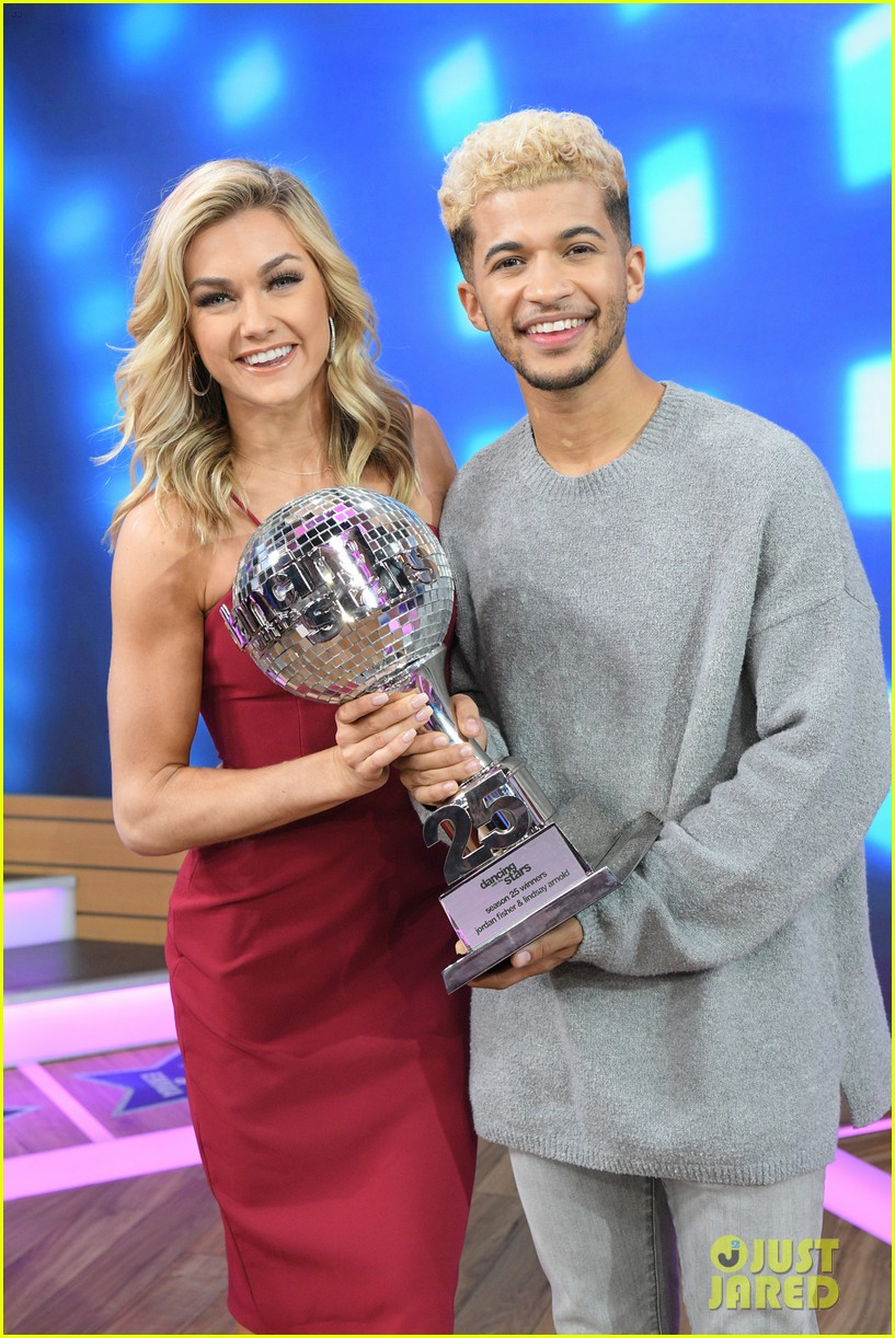 jordan fisher dancing with the starrs good morning america 013991609