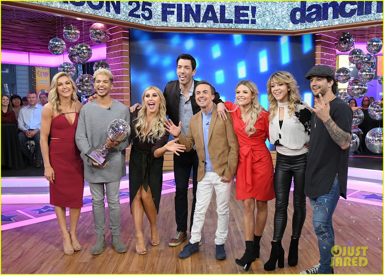 jordan fisher dancing with the starrs good morning america 053991613