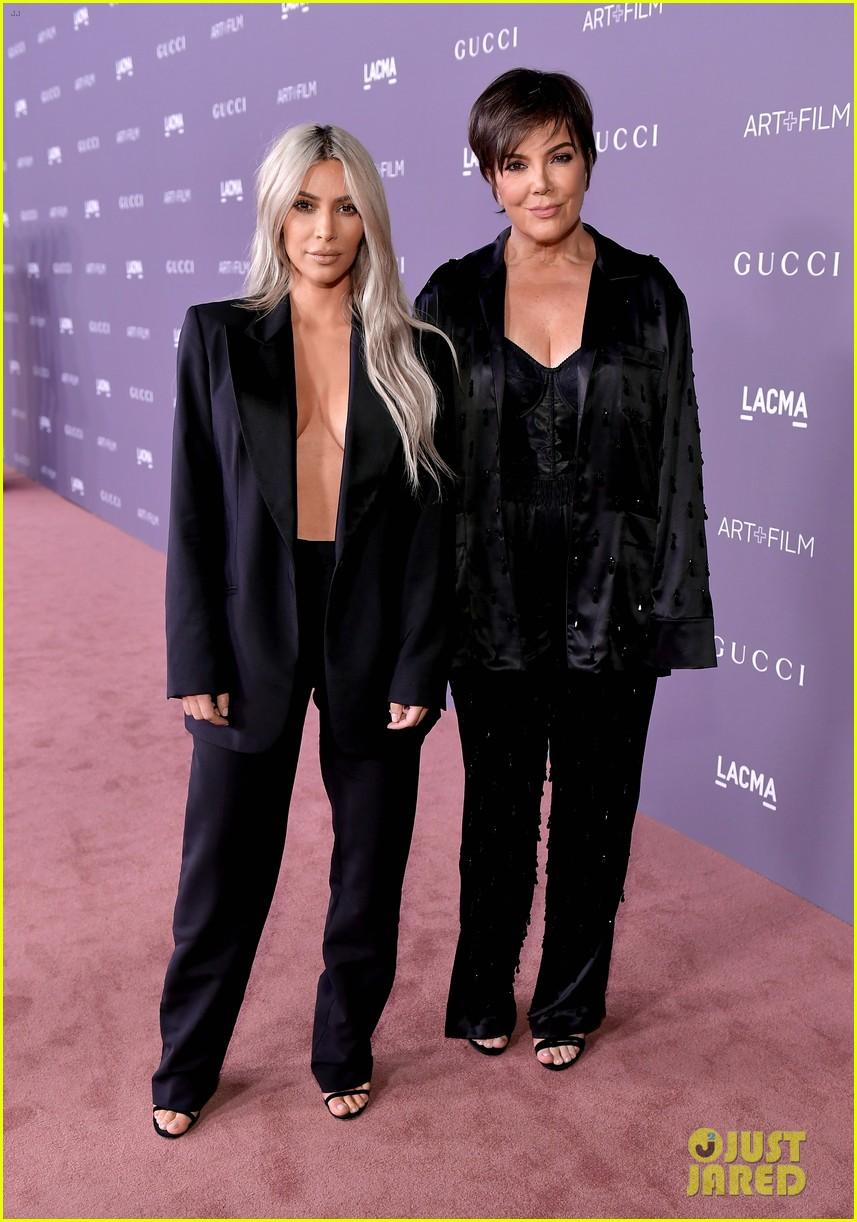 kim kardashian goes braless for lacma gala 023982408