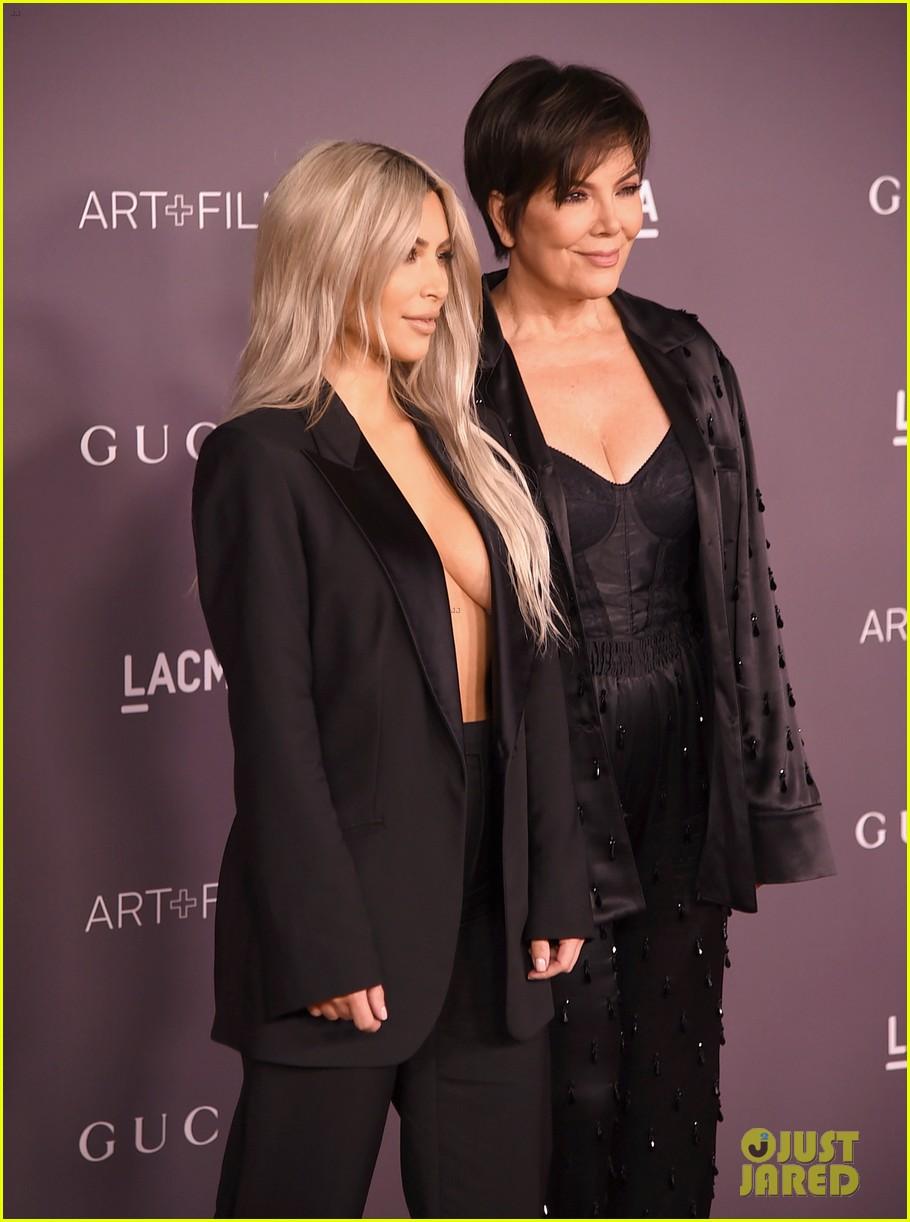 kim kardashian goes braless for lacma gala 043982410
