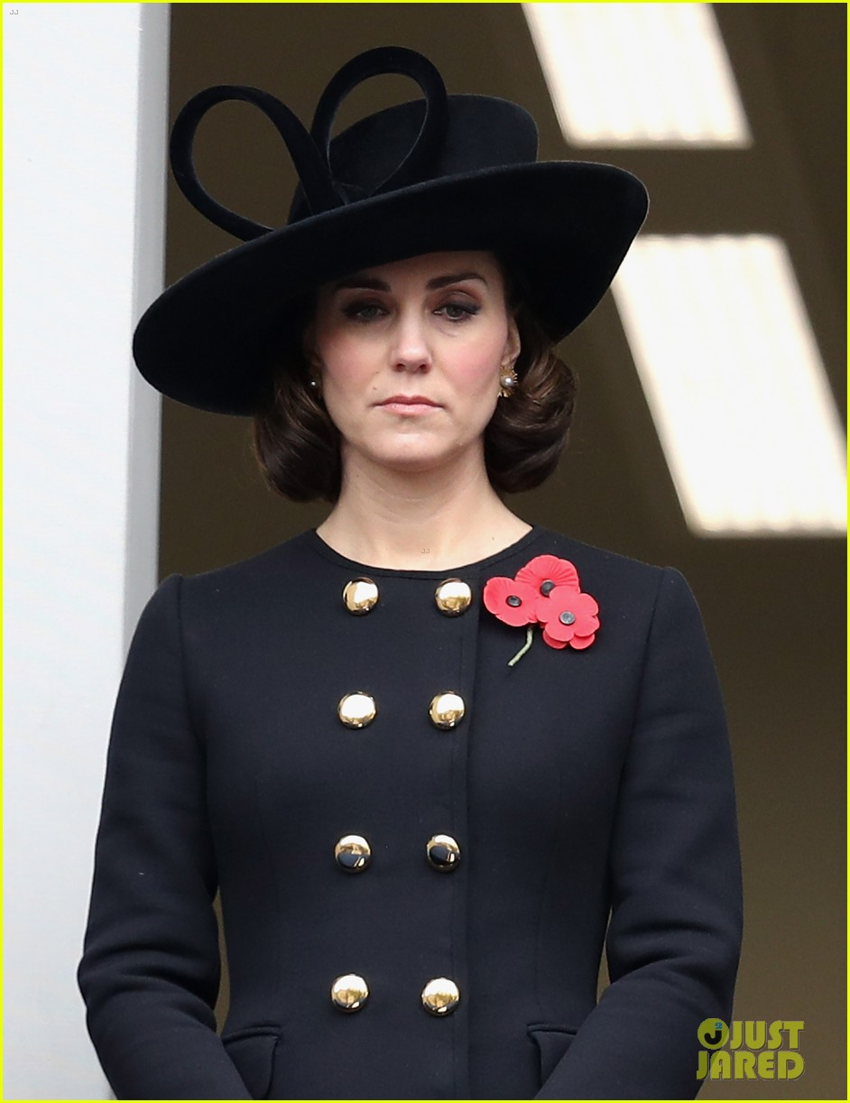 kate middleton remembrance sunday 093986273