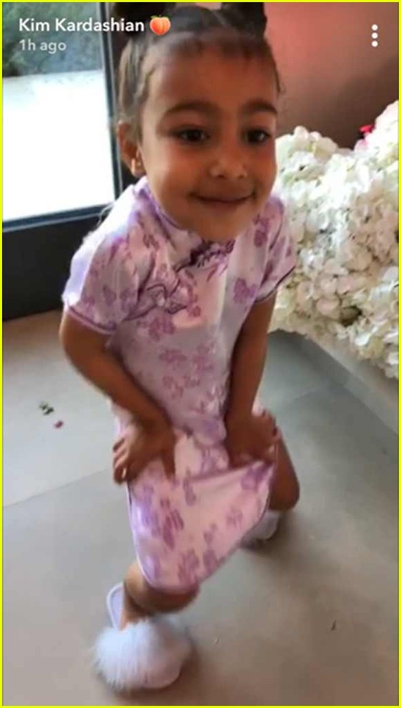 Kim Kardashian Throws Star Studded Baby Shower For Baby #3!