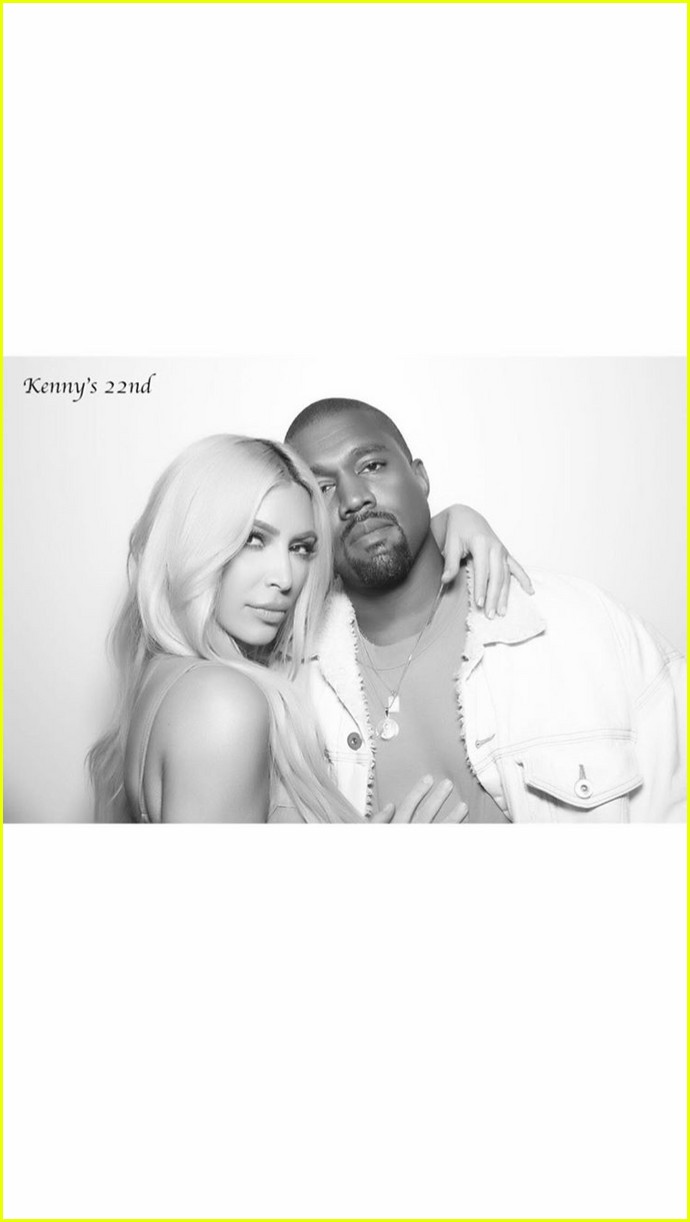 kim kardashian shares photo booth pics from kendall jenners birthday 073982300