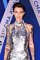 karlie kloss ruby rose cma awards 2017 09