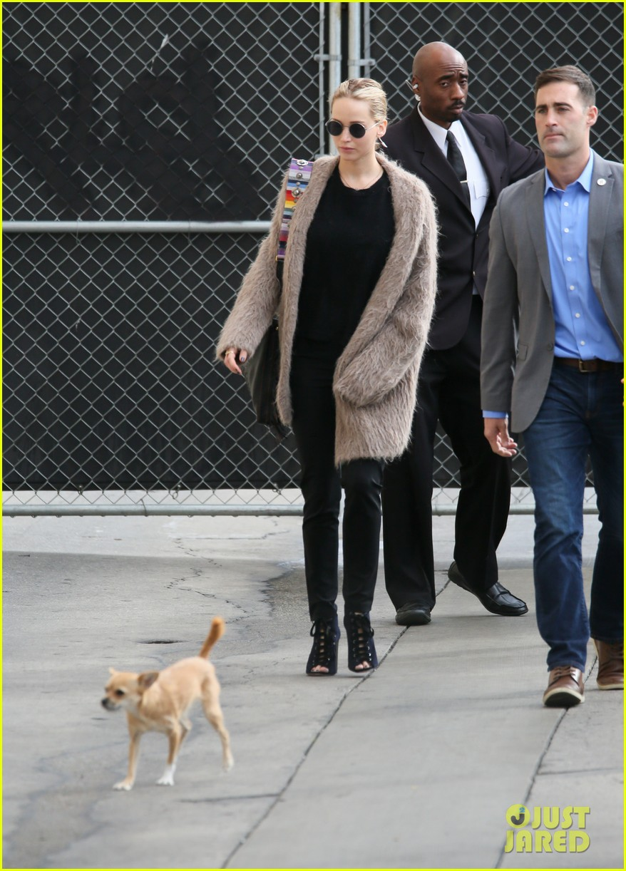 jennifer lawrence shares cute video of dog pippi 033981522