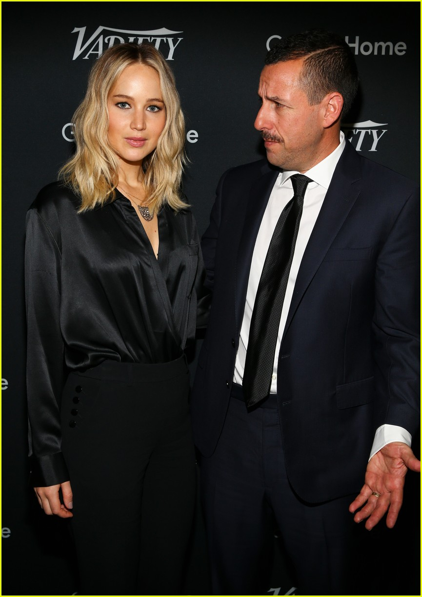 jennifer lawrence adam sandler variety interview 133993487
