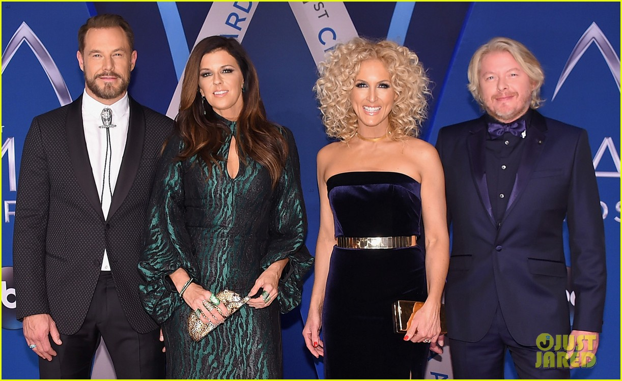 little big town get glam for the cma awards 2017 red carpet 043984583