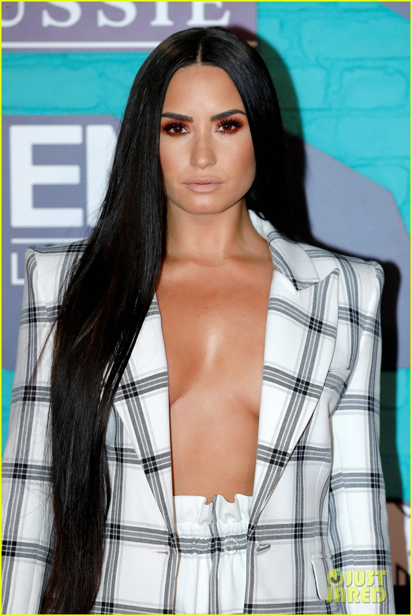 Topless Demi Lovato nude photos 2019
