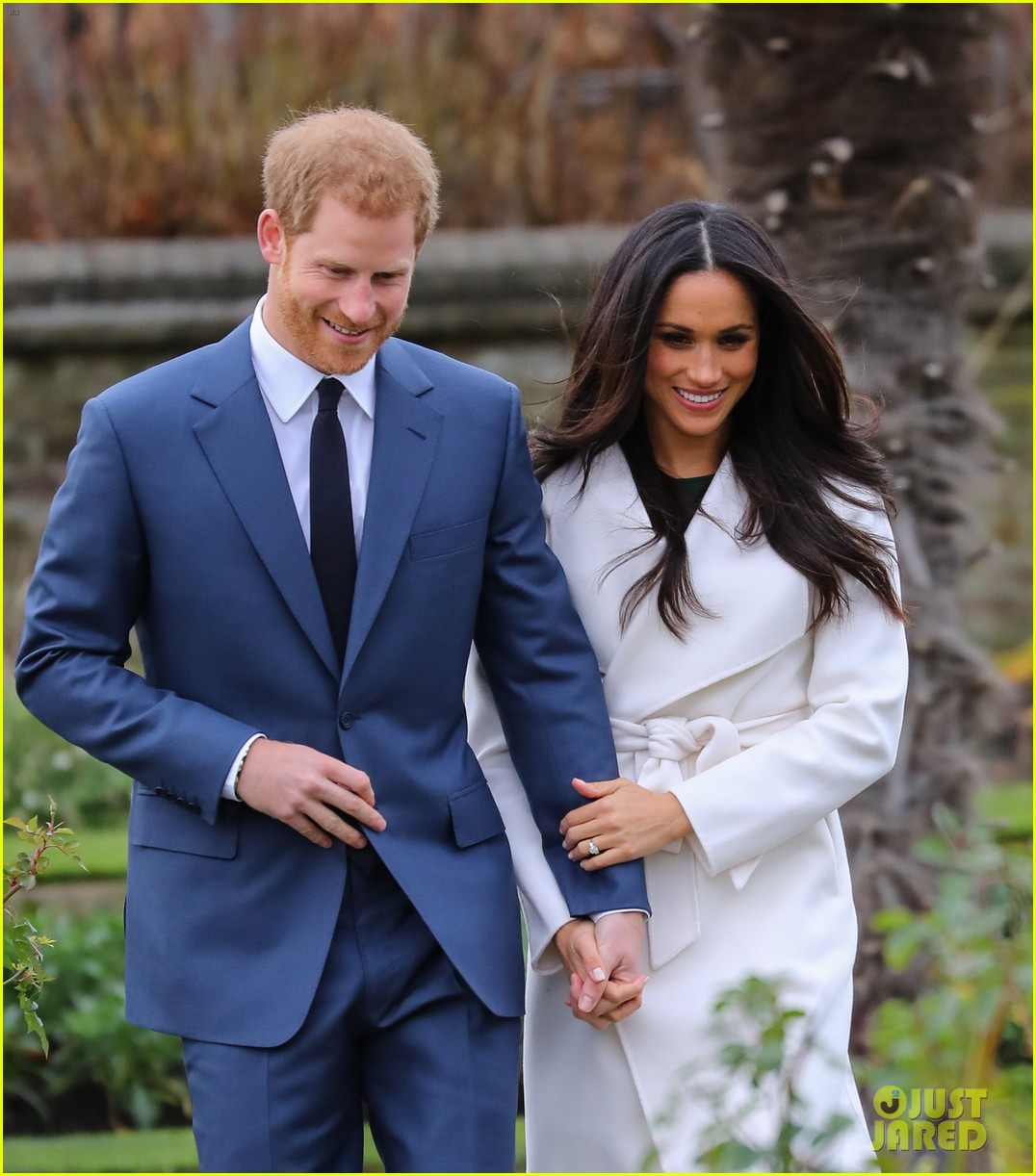 Meghan Markle Reveals How Prince Harry Proposed In First
