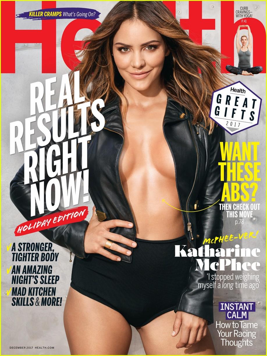 katharine mcphee health magazine 033983828