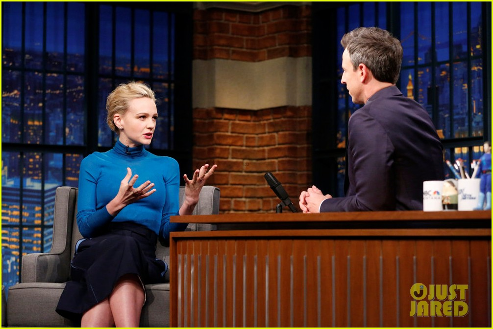 carey mulligan reveals why she doesnt tell people shes an actress 023987278