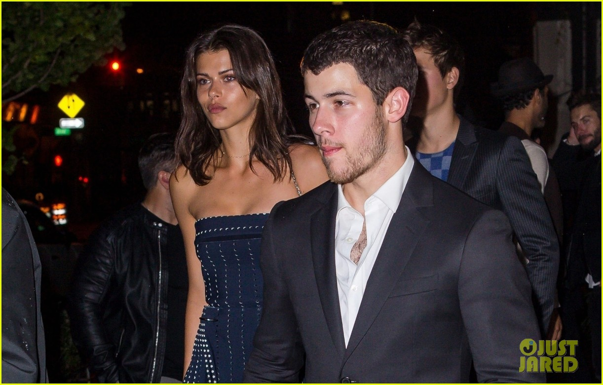 nick jonas is dating georgia fowler 033982774