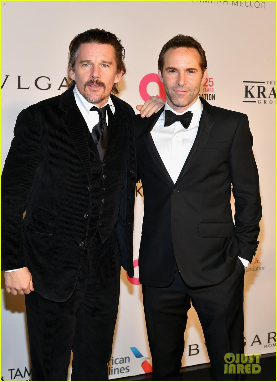 Neil Patrick Harris & David Burtka Couple Up for Elton ...